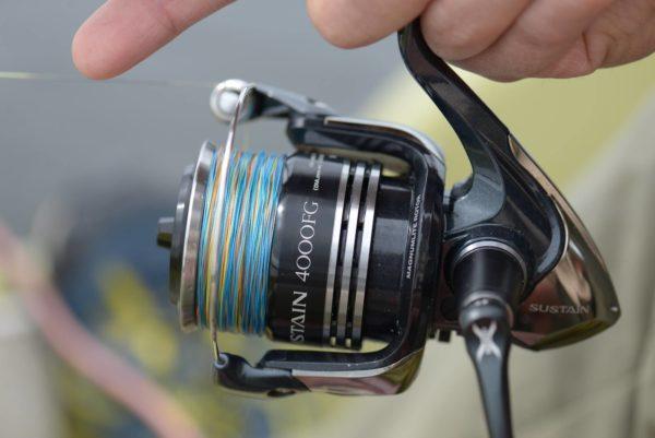 sea tackle, fishing trips near Edinburgh, Berwickshire, Boat fishing for pollock, Alba Game Fishing