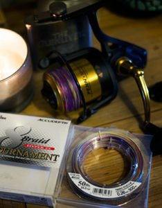 Daiwa Accudepth, best braid, Penn reel, Spinning, sea fishing, Oreos guide, Alba Game Fishing