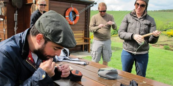 fly fishing course for beginners,fishing gift vouchers, learn to fly fish, fishing school, orvis guide, teach flyfishing, unique gift ideas scotland, trout fishing for novices