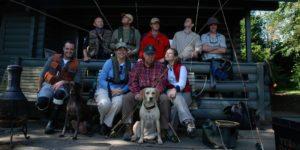 Fishing trip, USA, Orvis guide, Alba Game Fishing
