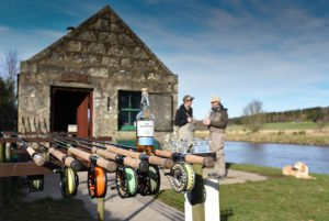 river Dee, Tilbouries, salmon fishing, scotland, orvis, alba game fishing, salmon guide