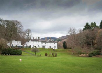 River Tweed accommodation, hidden gem Scottish Borders, bed & breakfast near the River Tweed