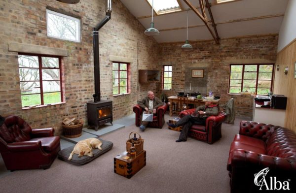 loch eye, brown trout, Inverness, Fishing lunch, fishing hut, fishing guide, Scotland,