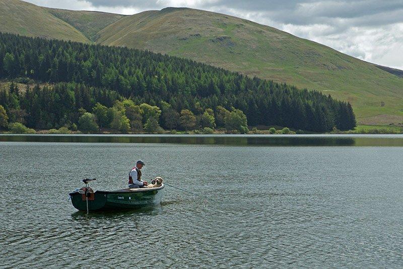 pike, fishing guide, trout fishing, salmon fishing, Edinburgh, Scottish Borders, Orvis Endorsed, Corporate events