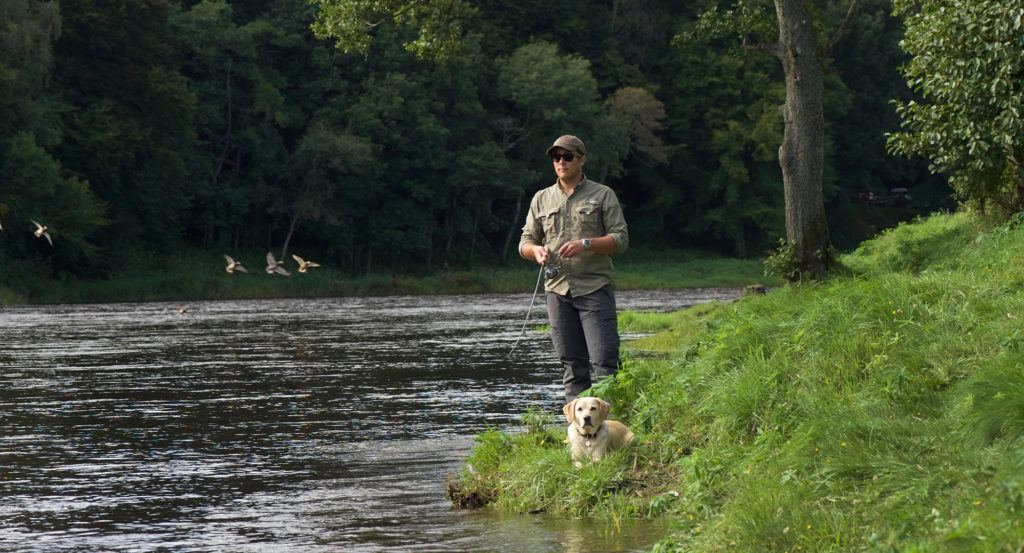 River Tay, Salmon Fishing, Spinning River Tay