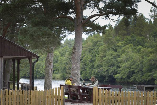 Guided Salmon, Salmon fishing in Scotland, Best salmon fishing Scotland, Salmon Fishing River Spey, Salmon Fly Fishing Scotland, Orvis, Albagamefishing, Speycasting,