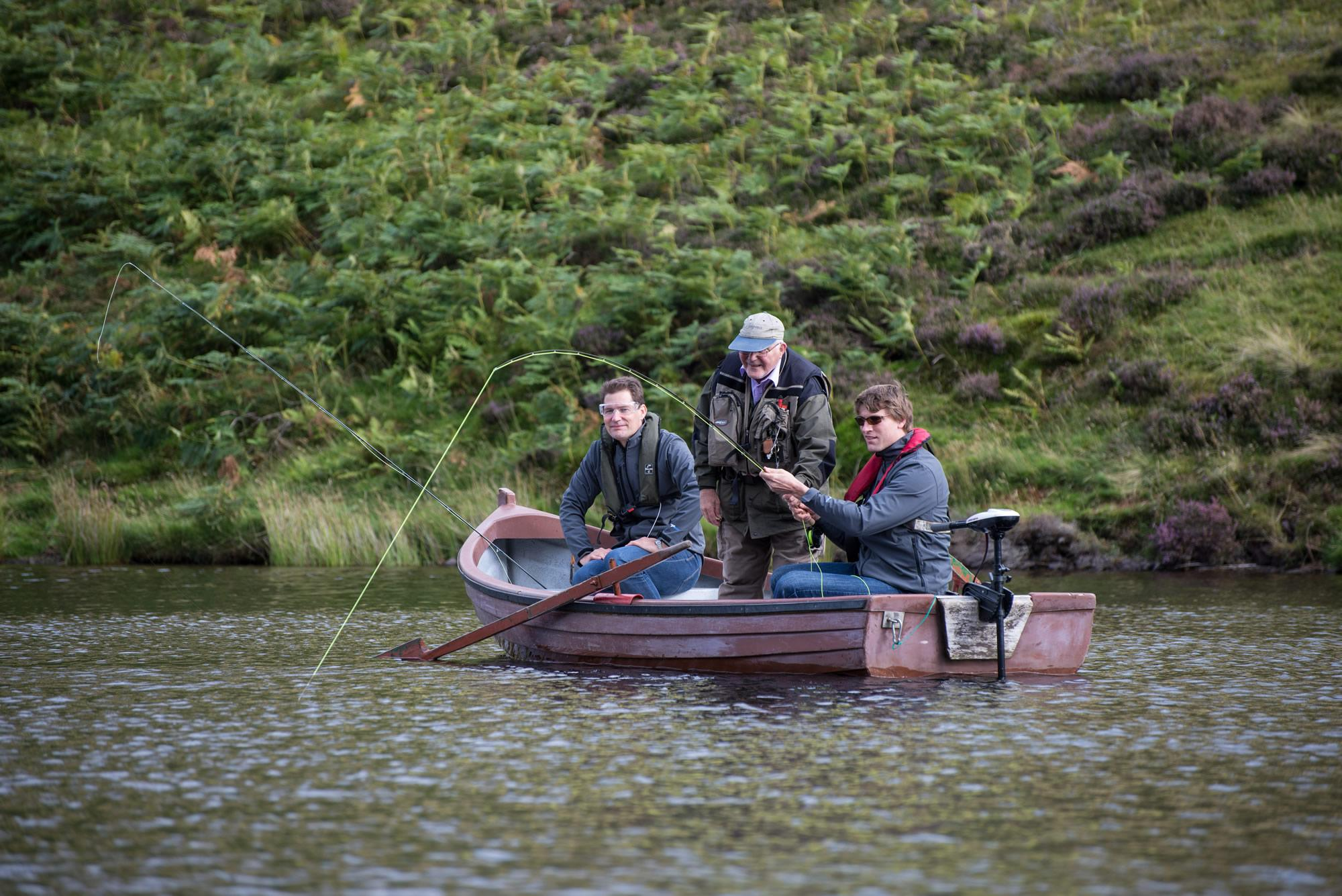 Trout fishing near edinburgh best fisheries for fly fishing for Fishing vacation packages