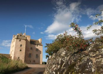 fenton tower, hidden gems vacation, Vacation Scotland, hidden gems, Alba Game Fishing,