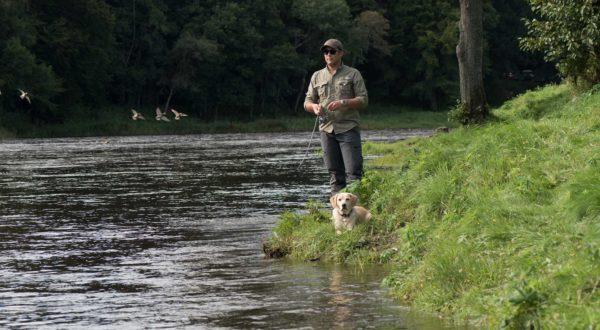River Tay, Salmon Fishing, Scotland, Fishing trips Scotland