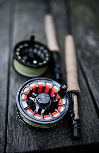 Hydros reel, Orvis Helios, Barrio line, Fly fishing rod, best rod, Orvis Guide, Alba Game Fishing