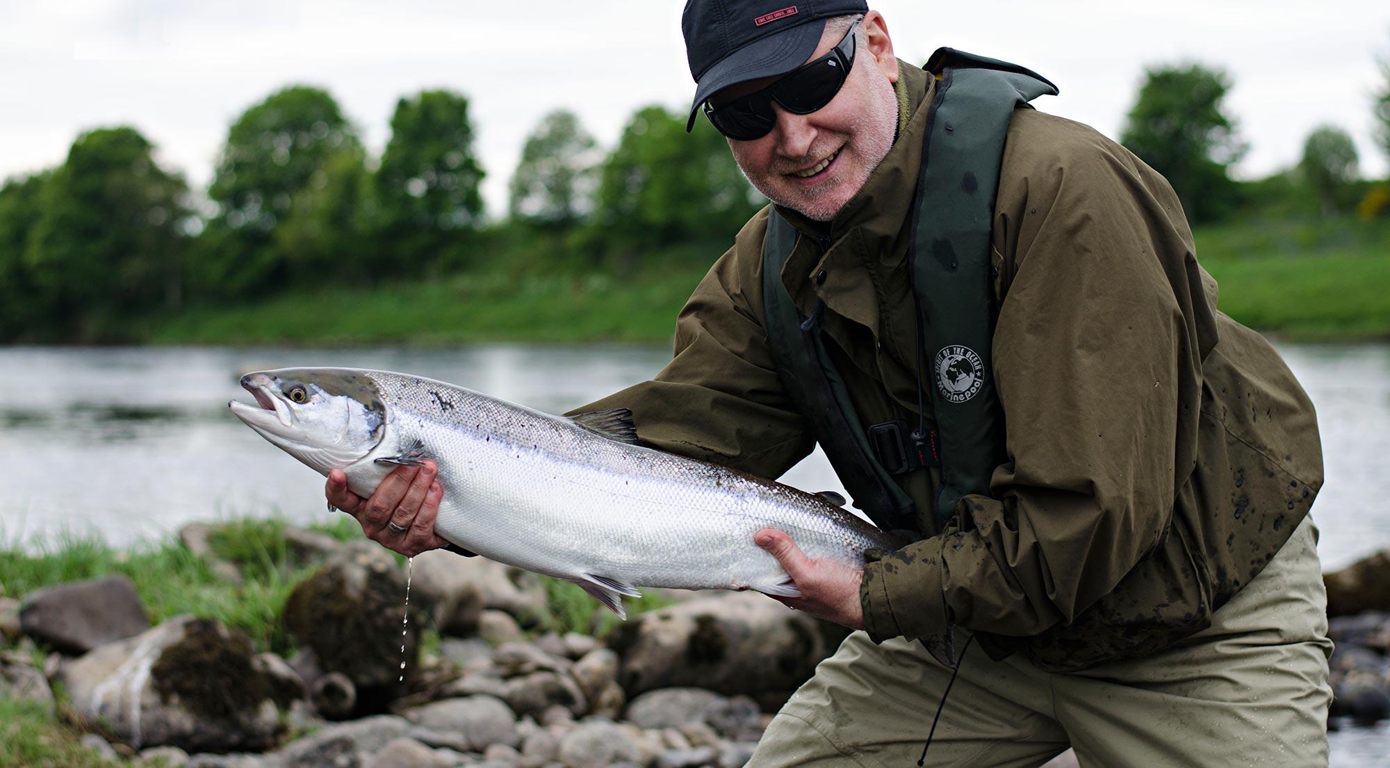 Salmon, River Tay, Fishing Guide, Orvis, Alba Game Fishing