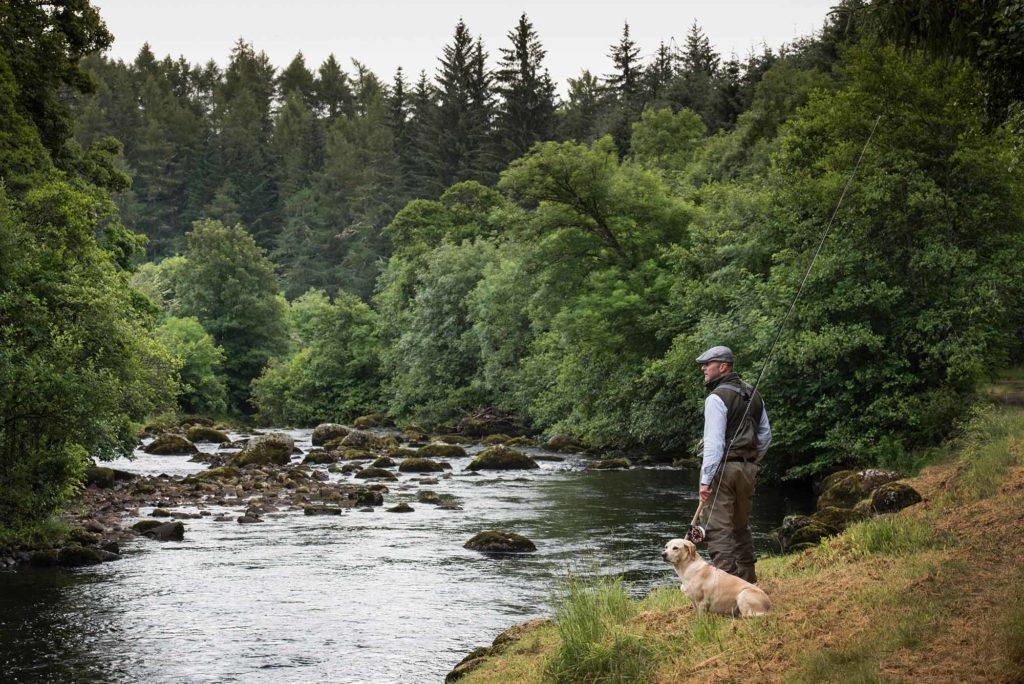 River Alness, Orvis, salmon fishing, Inverness, Fishing guide, Hidden Gems Scotland, Alba Game fishing