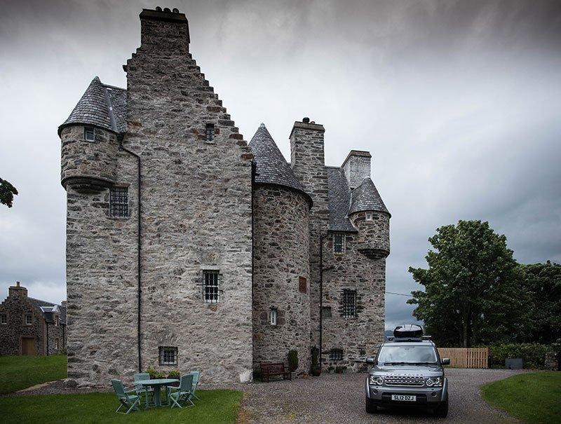 Barcaldine Castle, West Coast, Glencoe, Alba Game Fishing, Hidden Gems