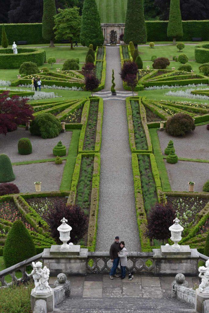 Drummond Gardens, Perthshire, Alba Game Fishing, Crieff, Gamefield, Hidden Gems Scotland