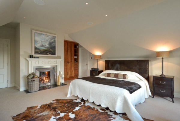 Luxury accommodation perthshire, 5 star, self catering, crieff, Gleneagles, golf, fishing, Scotland, Fishing accommodation