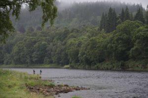 salmon fishing, river Tay, Alba Game Fishing, Hidden Gems Vacation, Scotland