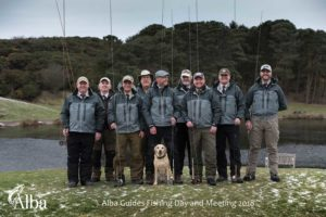 fishing guide, salmon fishing, trout fishing, best fishing company in Scotland, orvis endorsed guides, Alba Game Fishing, winter fishing, near Edinburgh
