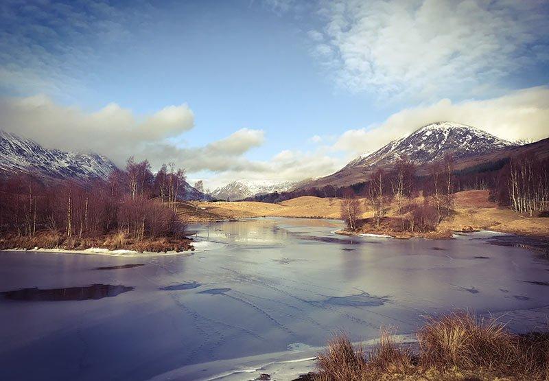Salmon Fishing On The River South Esk And Glen Clova Blog