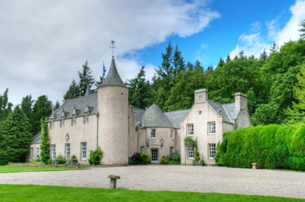 Aberdeen river, River Dee, River Don, Exclusive Use, Baronial House, Fishing Lodge, Luxury, Scotland
