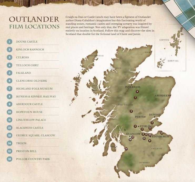 Outlander, Film Locations, where was Outlander filmed, best fishing rivers and lochs, Scotland, bespoke vacations, Orvis Endorsed