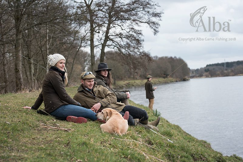 River Tay, Fly Fishing, Fishing for beginners, best rivers in Scotland, Orvis Guide, Alba Game Fishing,