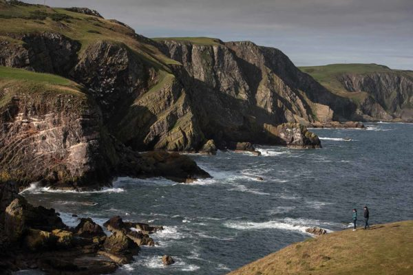 St Abbs, Best viewpoint, Scotland, Berwickshire coastline, Vista, Coastal Walk,