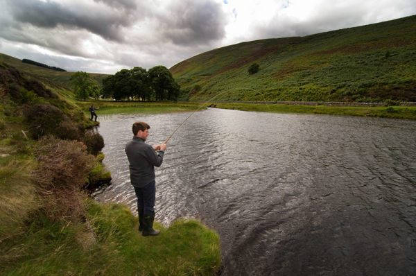 trout fishing Edinburgh, trout fishing, fly fishing, best fishing, Edinburgh hotels, fishing guide,