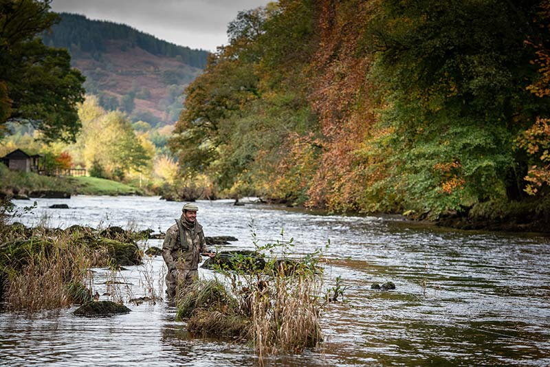 River Earn, Lochlane and Laggan, salmon fishing, Spey Casting, Atlantic Salmon, salmon flies, fishing, gleneagles, Scotland, Orvis fishing guides