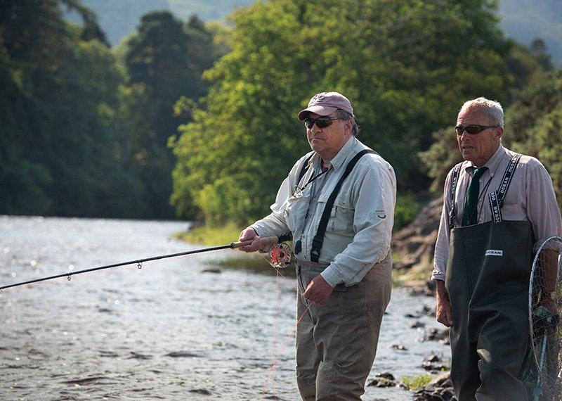 River Alness, River Shin, River Conon, fishing guide, pike, trout, sea trout, salmon, SGAIC casting instructor, Spey Casting tuition, events, disclosure Scotland, First Aid trained