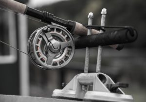 River Spey, Spey Casting, Danielsson fly reel, Mackenzie fly rod, Ballindalloch, Orvis Guides, Alba Game Fishing