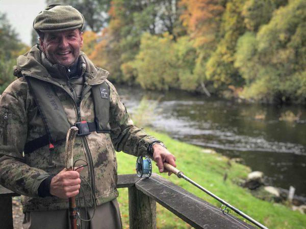 River Earn,Tay River, Salmon Fishing, Fly Fishing,